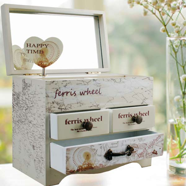 Ferris Wheel Musical Box